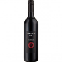 Alliance Shiraz McLaren Vale 2014